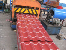 PPGI / PPGL roof sheet with nippon paint n film cover good quality