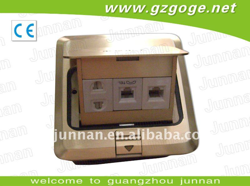 new style modern floor outlet cover for advances system