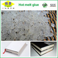 EVA White Hot Melt Granule Hot Melt Spine Glue For Bookbinding