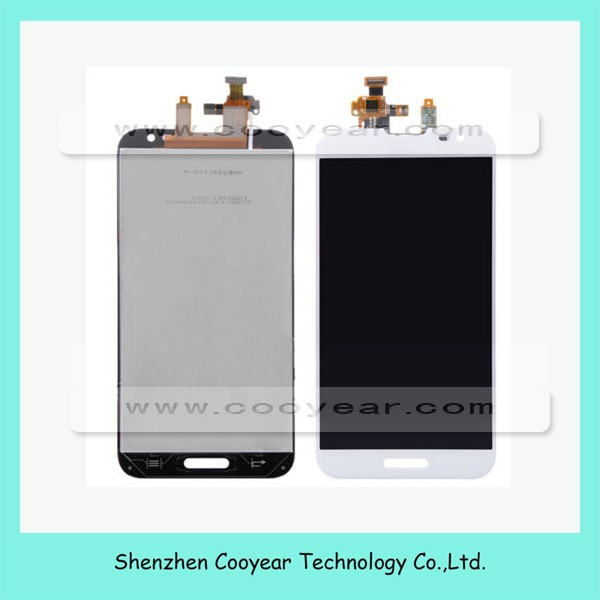 Black Touch Screen Digitizer and LCD Assembly For LG Optimus Pro <strong>G</strong> E980 E985