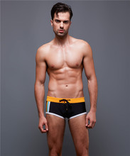 M2014-2 athletic men swimwear sexy pants swim brief