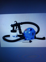 800ml HVLP electric paint spray gun 800W