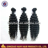 new style 6a 100% virgin hair Top quality Unprocessed Cheap Virgin Brazilian Deep Wave Hair