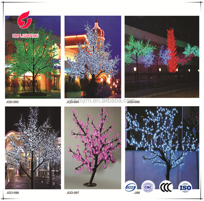 Birthday party decorative Holiday LED tree light for christmas lighting