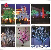 Birthday party decorative LED tree light Holiday lighting for christmas lighting