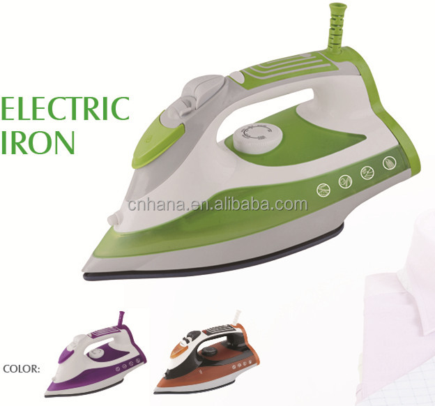 Electric vertical steam iron/clothes steam iron