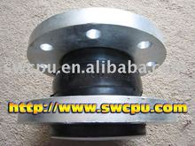 rubber expansion joints with PTFE liner
