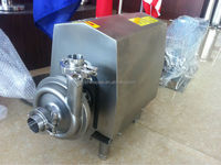 stainless steel Good quality Centrifugal Pump,ss water /milk pump