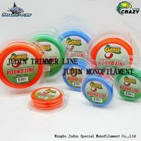 "New Replacement 0.065""/1.65mm grass Trimmer Line with blister donut packing"
