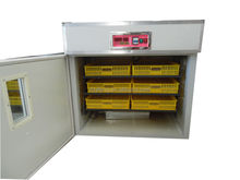 JF-528 Free spare parts CE approved JF-528 egg incubator setter hatcher/528 egg incubator