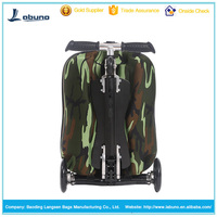 New style luggage suitcase scooter suitcase travel trolley luggage bag backpack bags