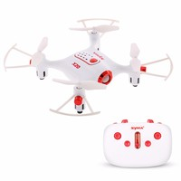 2018 SYMA X20 Mini Dron RC Quadcopter 2.4G 4CH 6Aixs Gyro RTF with Headless Mode Altitude Hold 3D-flip Latest Helicopter