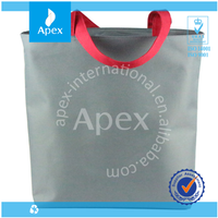 custom fashion shopping bag non woven hand bag