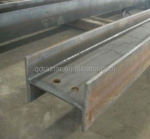 High-frequency welded steel structure h beam dimensions