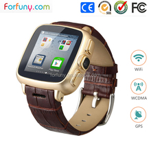 OEM 3g gps tracker watch wifi smart watch dual sim wrist watch mobile phone