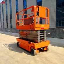 Hydraulic motorcycle lift table scissor lifting platform