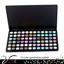 72 color eyeshdow For sale eyeshadow single with best price and quality