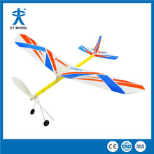 Good quality tine 3D wooden scale Aircraft model assembly kits