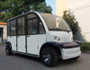 Electric Passenger car, with Door 6 seats AW6062KF