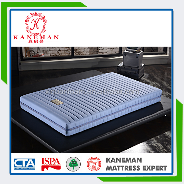 cotton fabric zipper off spring mattress