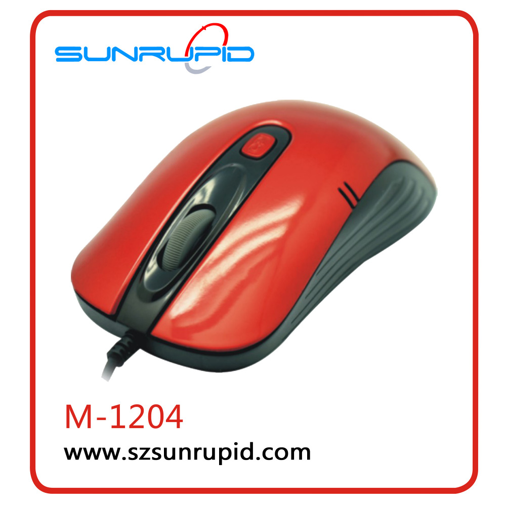 high quality custom wired mouse serial mouse ps2&usb mouse biometric