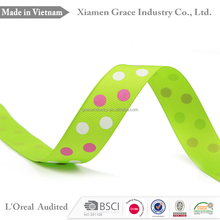 China Wholesale Custom High Quality Viscose Grosgrain Ribbon and Custom Woven Grosgrain Ribbon