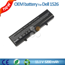High quality Oem Battery For Dell 1525 1526 1545 K450N GP952 RU586 RN873 HP297 GW240