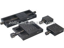 Dovetail Bearing Linear Stage,13/25/50/125mm Travel,manual stage