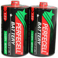 Heavy duty 1.5v R20 High Capacity Battery