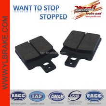 China quality best motorcycle brake pads,Professional aftermarket brake parts,Dirt bike/motorcycle Brake pads without asbestos