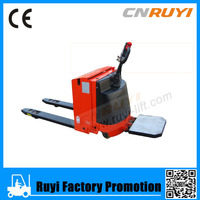 Economic electric pallet truck
