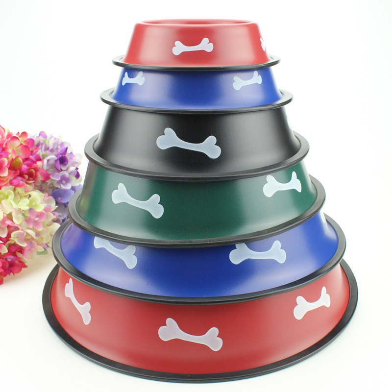 hot sale Popular & Cheap Stainless Steel Pet Dish/Dog Bowl/Pet Feeder