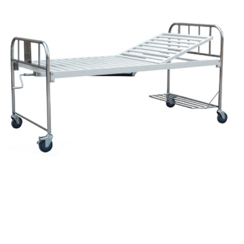BS-816 One Function Manual Hospital Bed Hospital Furniture Patient Bed