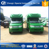 CLW high efficient 4x2 61hp mini logistics transport van truck for short distance transfer in city