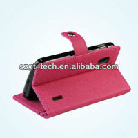 Leather case for LG Google Nexus4 E960