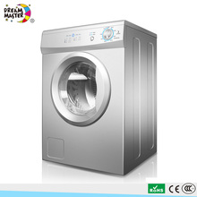 Stainless Steel 2000W Electric Tumble Clothes Dryer