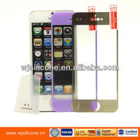 Made in China glass mobile phone screen guard/screen skin for iphone 5
