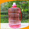 Red Empty Sport Cold Water 2 litre Plastic Bottle with Side Handle, Plastic water Jug