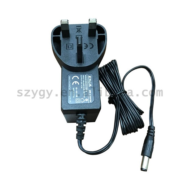 wall plug hot sell ac dc 12V2A dc power adapter