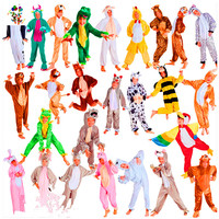 Unisex Adults and Kids Fancy Pajamas Animal Party Costumes HPC-3148