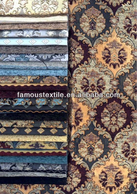 2014 Hot Chenille Fabric for Furniture