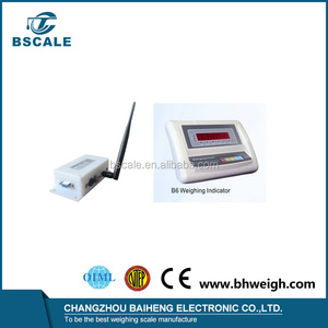 CE Approval Electronic Wireless weighing indicator Digital Weight Indicator for Axle Scale and Weighbridge