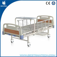 China BT-AM203 Cheap hospital manual crank patient bed, full size hospital beds