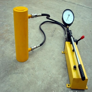 Hot sale hand hydraulic oil hand pump