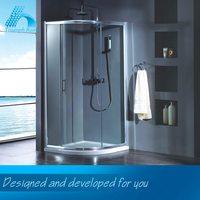 Factory Direct Price Lightweight Oem Design 6Mm Bathtub With Sliding Door
