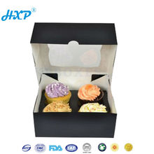 Paper box 1C 3-Layer A-Flute Offset food sushi packaging box