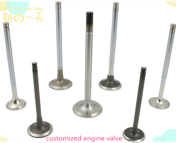inlet valve and exhaust valve for toyota 1Y,2Y,3Y,4Y engine