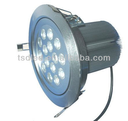 CE Approved Hot Sale 15*1W LED Downlight,Home/office/cabinet lighting