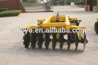 1BZ heavy duty hydrulic offset 3-pointed disc harrow for sale produce by shandong joyo factory in China