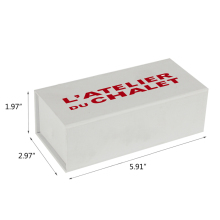 white paper perfume custom sunglasses packaging boxes